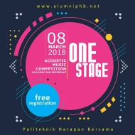 ONE STAGE Acoustic Music Competition 2018